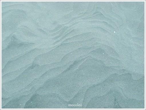 写真: 砂