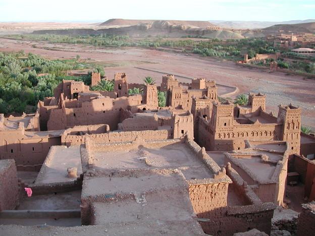 Moroccoアイトベンハットウ
