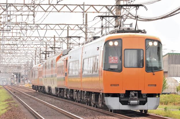 特急難波 西大寺連結列車