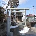 Photos: 【鳥居】藤岡町石川帯刀神社