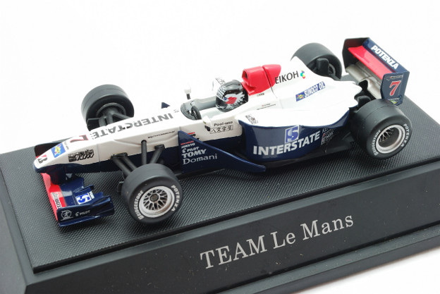 EBBRO_Team LeMans Formula NIPPON 2000 No.7_001