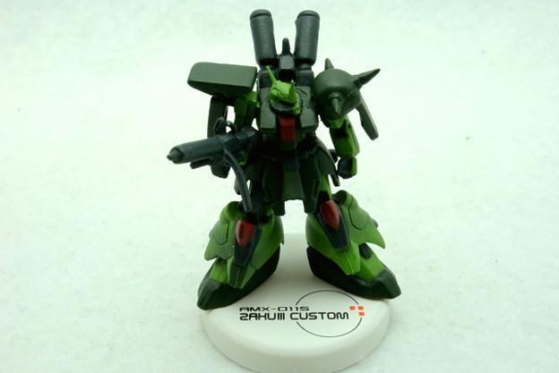 BANDAI_GUNDAMミニフィギュアセレクションプラス AMX-011S ZAKU III CUSTOM_005