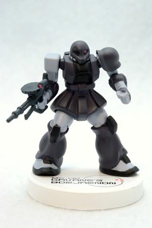 BANDAI_GUNDAMミニフィギュアセレクションプラス MS-06 GAVANE'S BORJARNON_001