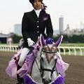 写真: 川崎競馬の誘導馬06月開催 あやめVer-120611-04-large