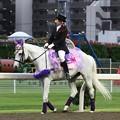 写真: 川崎競馬の誘導馬06月開催 あやめVer-120611-08-large