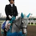 写真: 川崎競馬の誘導馬06月開催 紫陽花Ver-120611-08-large