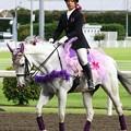 写真: 川崎競馬の誘導馬06月開催 あやめVer-120613-01-large