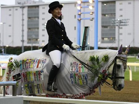 川崎競馬の誘導馬07月開催 七夕飾りVer-120702-12