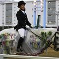 Photos: 川崎競馬の誘導馬07月開催 七夕飾りVer-120702-12-large