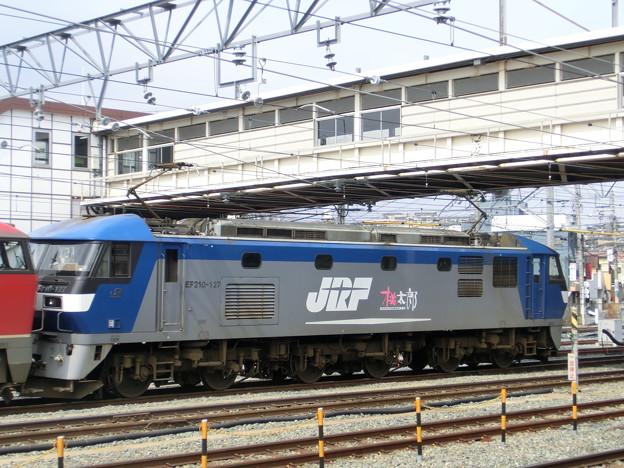 JR貨物:EF210形100番台-01