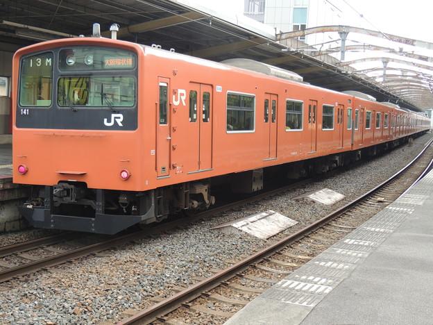 JR西日本:201系(LB16)-01