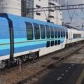 Photos: 大和八木駅を離れる『しまかぜ』-01