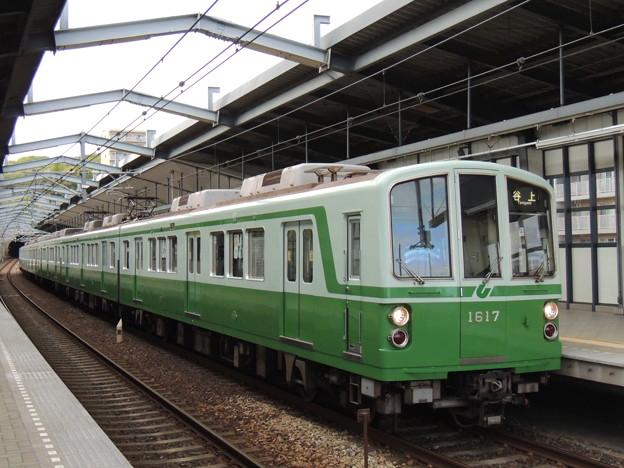 神戸市交通局1000形(1117F)-01
