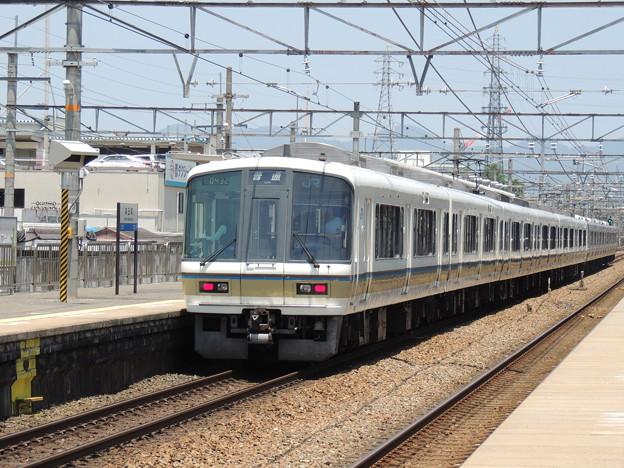 JR西日本:221系(B004)・223系6000番台(V023)-01