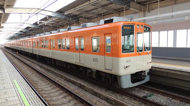 阪神:8000系(8215F)-01