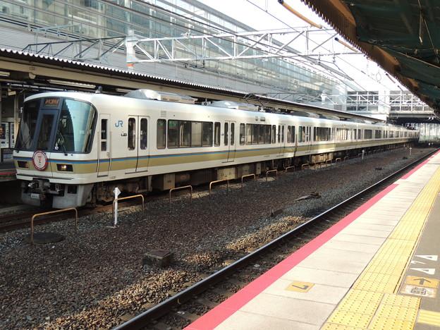 JR西日本:221系(NC603)-02