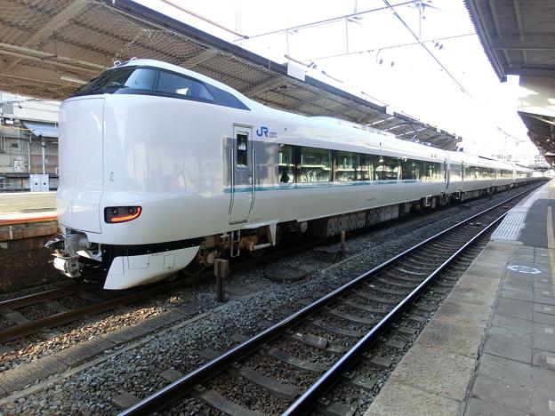 JR西日本:287系(HC631・HC603)-01