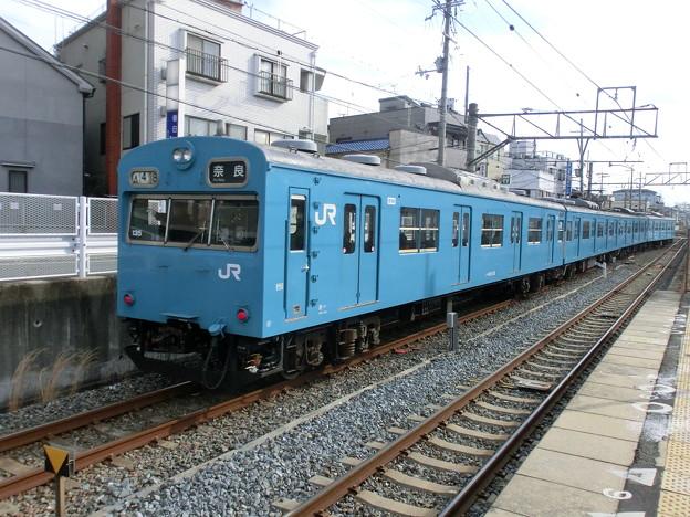 JR西日本:103系(NS414)-03