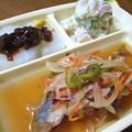 Photos: 残り物定食…