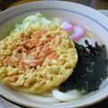 Photos: 天ぷらうどん…