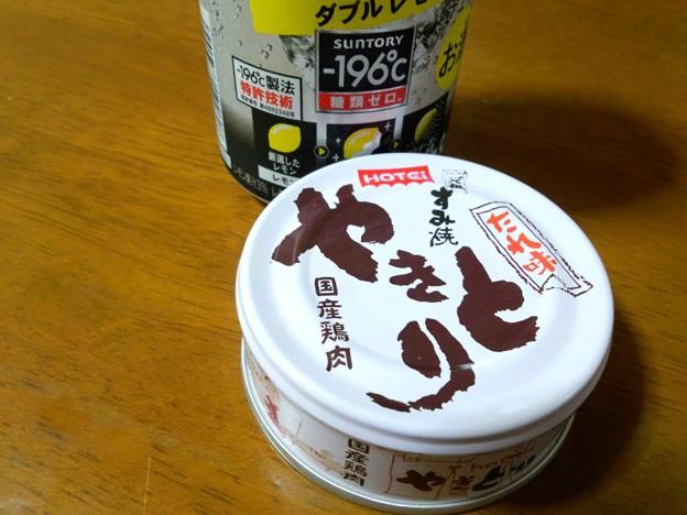 缶詰の肴の定番…