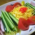 Photos: こんにゃく麺の冷やし中華…