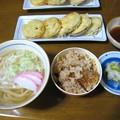 Photos: 松茸ご飯セット…