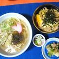 Photos: うどんと小丼・・・