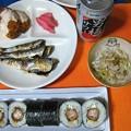 Photos: 肴は魚・・・