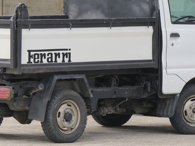 Photos: Ferarri