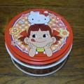 ペコ&ハローキティ キャンディ缶