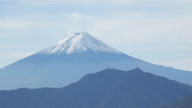 Photos: 富士1(滝子山)