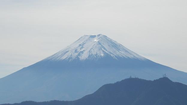 Photos: 富士3(滝子山)