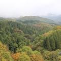 Photos: 蔵王 樹氷橋から望む