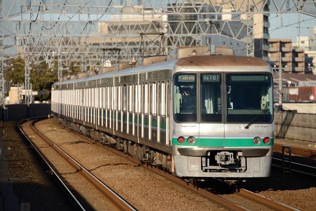 千代田線06系 06-101F 多摩急行 我孫子行き