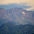 Photos: 奇跡の光景、紅葉の鳶山
