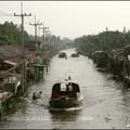 Thaiの水上マーケット0003