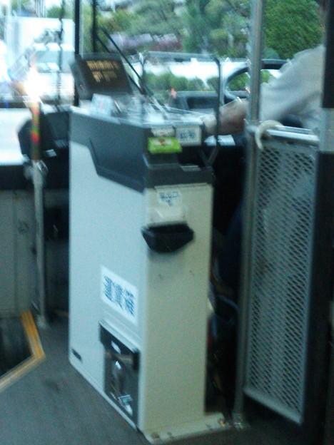ブレブレだけど三重交通の新しい運賃箱 - 写真共有サイト「フォト蔵」 ') 新規登録