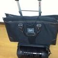 Photos: 20121122バッグとめるベルト?