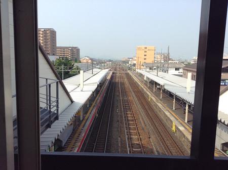 20130810JR近江八幡駅