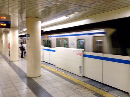 20131026地下鉄ブルーライン(1)