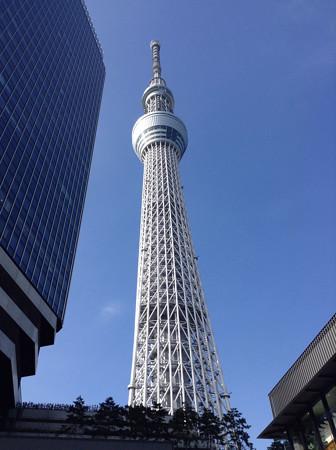 20140222東京スカイツリー ソラミ坂より