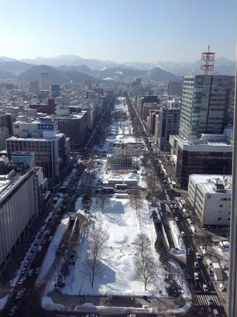 20140306さっぽろテレビ塔(2)