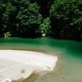 Photos: 小国の川