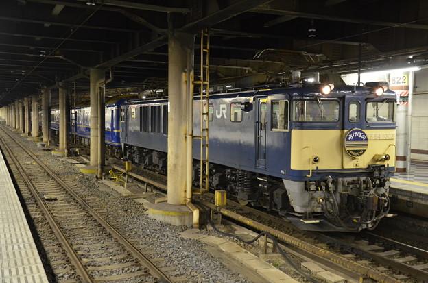 上野駅2013/11/11