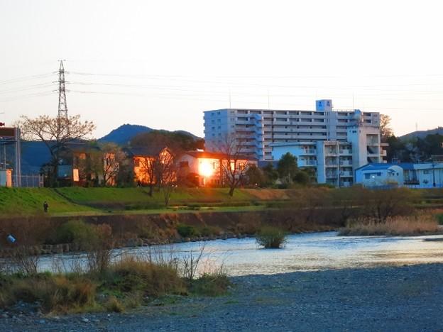 暁の鏡川.28