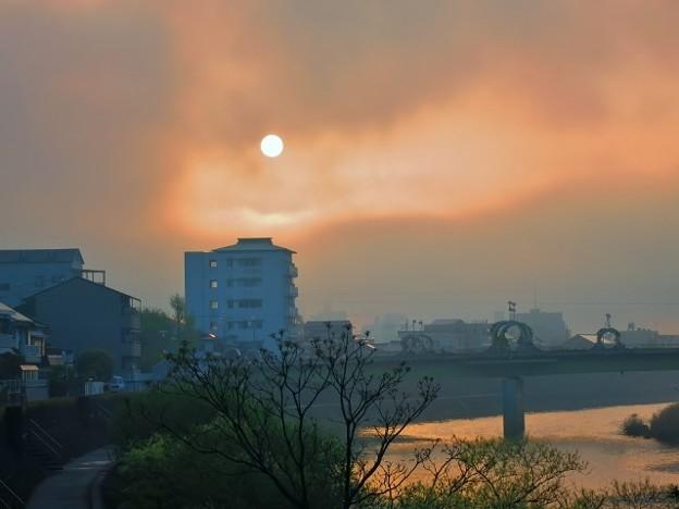 暁の鏡川.33