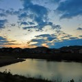 Photos: 鏡川の夜明け・19