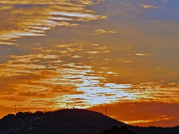 鏡川の夜明け・15