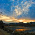 Photos: 鏡川の朝.18